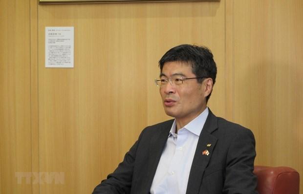 La prefecture japonaise de Nagasaki soutient les travailleurs et etudiants vietnamiens hinh anh 1