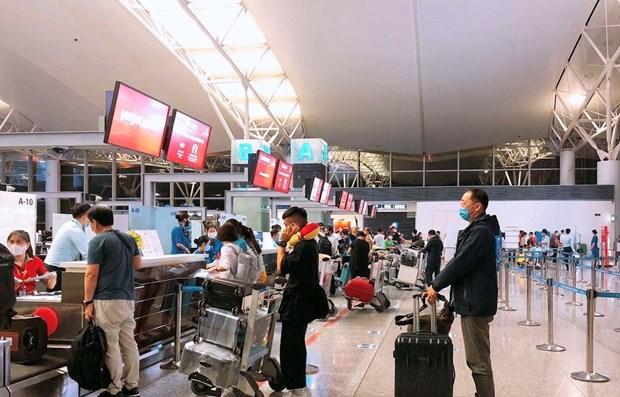 Vietjet Air reprend les premiers vols commerciaux internationaux hinh anh 1