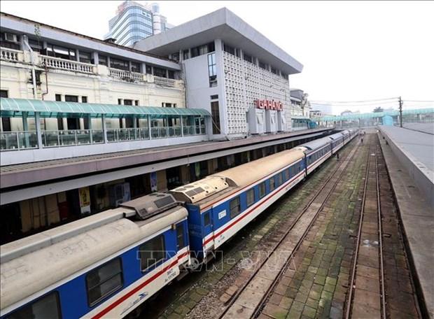 Necessite de 3.800 mlds de dongs pour moderniser des trains d'ici 2022 hinh anh 1