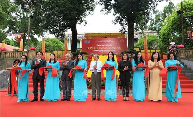 Activites en l'honneur du 1010e anniversaire de Thang Long-Hanoi hinh anh 1