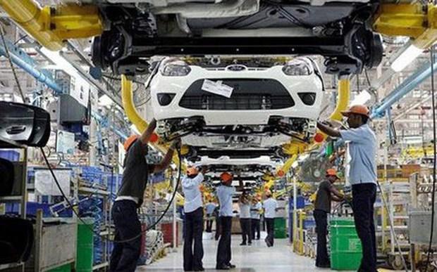 Soutenir le developpement de l'industrie auxiliaire de l'automobile hinh anh 1