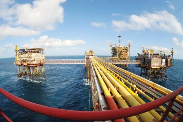 Vietsovpetro depasse ses objectifs d'exploitation petroliere et gaziere des neuf mois hinh anh 1