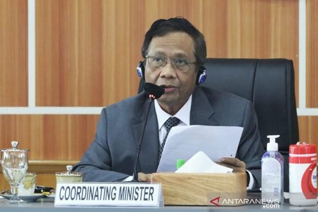 Droit et securite : l'Indonesie et l'Australie resserrent leur cooperation hinh anh 1
