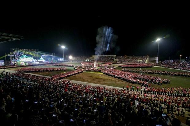 Le festival culturel et touristique de Muong Lo recoit un prix americain prestigieux hinh anh 2