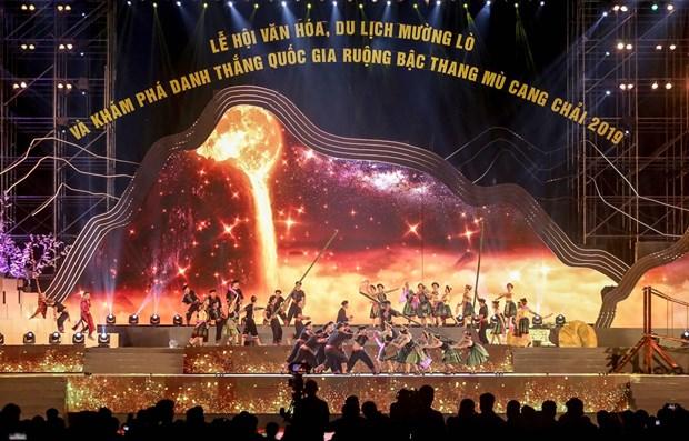 Le festival culturel et touristique de Muong Lo recoit un prix americain prestigieux hinh anh 1