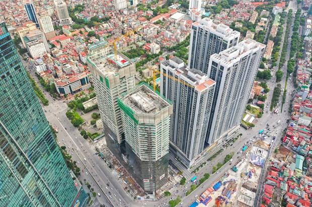 Le secteur de l'immobilier draine un flux de capitaux d'Asie hinh anh 1