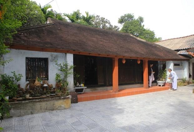 Decouvrir la beaute de l'ancien village de Phuoc Tich hinh anh 3