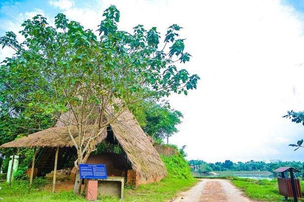 Decouvrir la beaute de l'ancien village de Phuoc Tich hinh anh 2