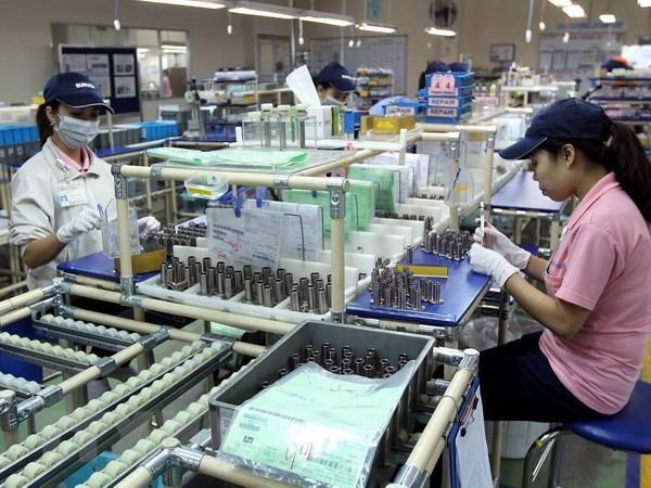 HCM-Ville : plus de 590 millions de dollars injectes dans les zones franches et industrielles hinh anh 1
