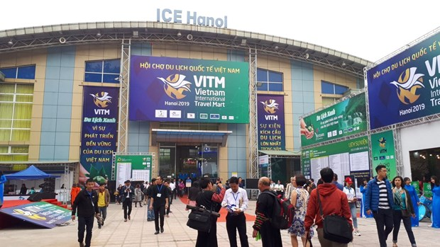 Bientot le Salon international du tourisme 2020 a Hanoi hinh anh 1