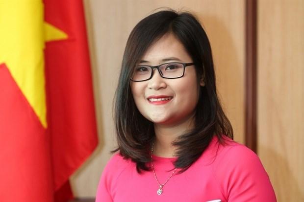 Une Vietnamienne figure dans la liste des 10 meilleurs enseignants du monde hinh anh 1