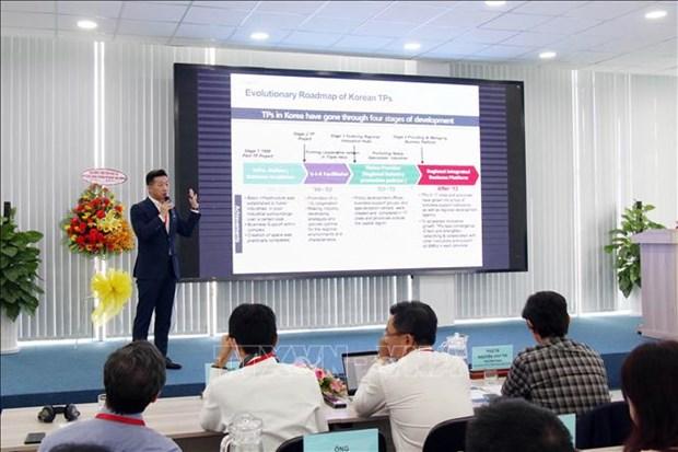 Un parc scientifique pour developper la zone urbaine d'innovation a l'Est de Ho Chi Minh-Ville hinh anh 1