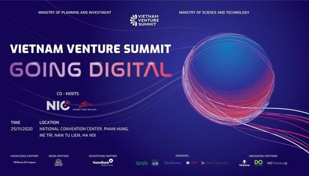Vietnam Venture Summit 2020, rendez-vous des fonds d'investissements et des startup hinh anh 1