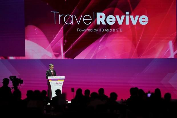 Ouverture du salon international du voyage TravelRevive a Singapour hinh anh 1