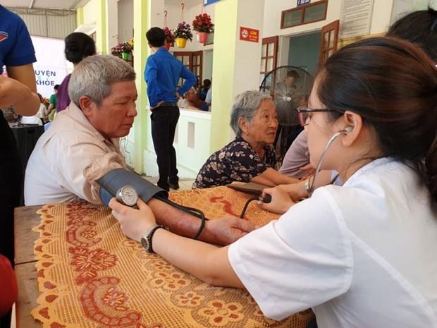 Le taux de vieillissement de la population vietnamienne parmi les plus rapides au monde hinh anh 1