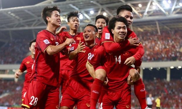 Football : le Vietnam demeure dans le top 100 du classement FIFA hinh anh 1