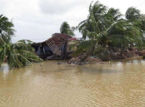 L'USAID aide le Vietnam a repondre aux catastrophes naturelles hinh anh 1
