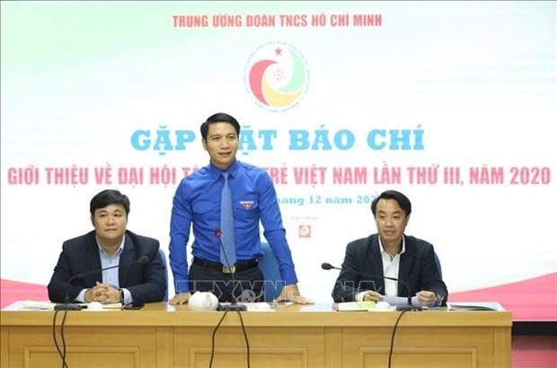 400 delegues participent au 3e Congres des jeunes talents du Vietnam hinh anh 1