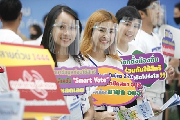 La Thailande organise de premieres elections locales depuis six ans hinh anh 1