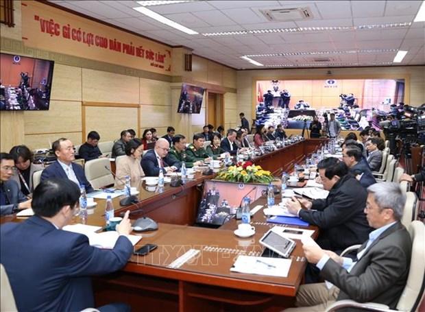 Le Vietnam renforce ses mesures contre la pandemie de COVID-19 hinh anh 1