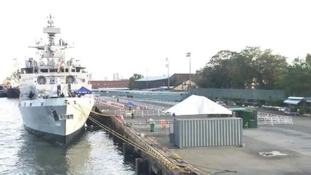 L'Inde et le Vietnam renforcent leur cooperation maritime et de secours humanitaire hinh anh 1