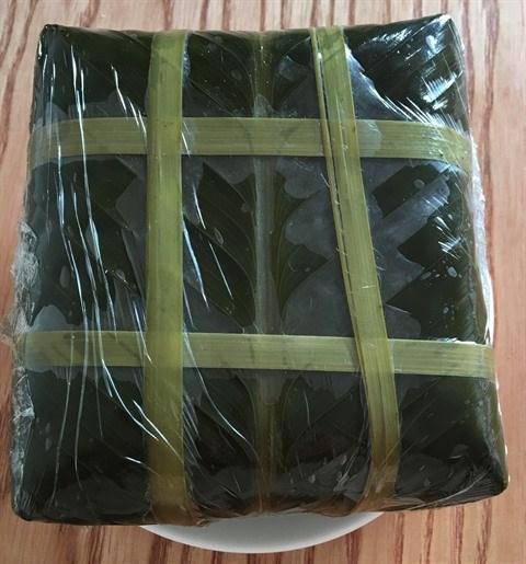 Les cinq gateaux aux feuilles les plus populaires du Vietnam hinh anh 2
