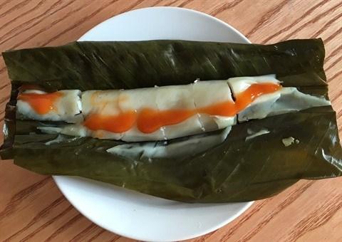Les cinq gateaux aux feuilles les plus populaires du Vietnam hinh anh 3