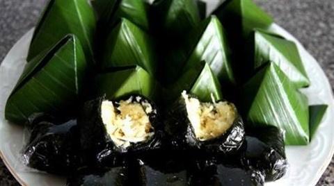 Les cinq gateaux aux feuilles les plus populaires du Vietnam hinh anh 5