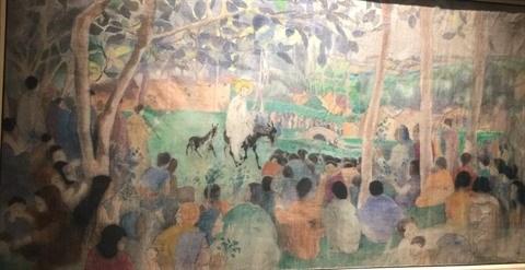 Le paysage en peinture : histoire et reinvention hinh anh 1