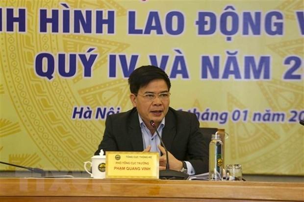 L'epidemie de COVID-19 entraine la reduction des revenus de 70% des travailleurs hinh anh 2