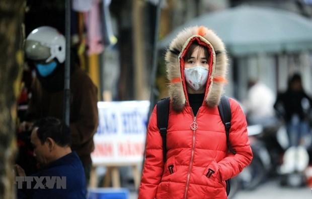 Des mesures pour faire face au froid au Nord et au Centre-Nord hinh anh 1