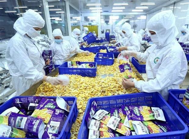 Vietnam-Chine: plus de 133 milliards de dollars d'echanges commerciaux hinh anh 1
