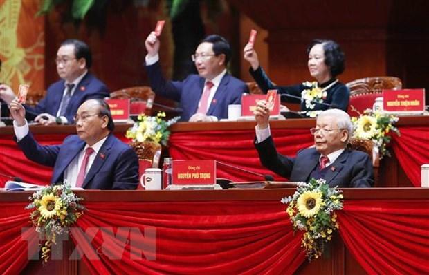 Les medias de l'Asie du Sud-Est soulignent l'ordre du jour du 13e Congres national du Parti hinh anh 1