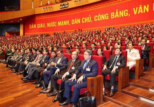 13e Congres national: pour une finance nationale moderne et durable hinh anh 2