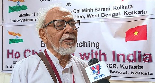 Un chercheur indien confiant dans le developpement du Vietnam post-COVID hinh anh 2