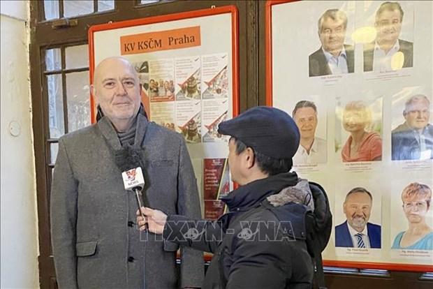 Le PCV menera le pays a de nouveaux succes, selon un depute tcheque hinh anh 1