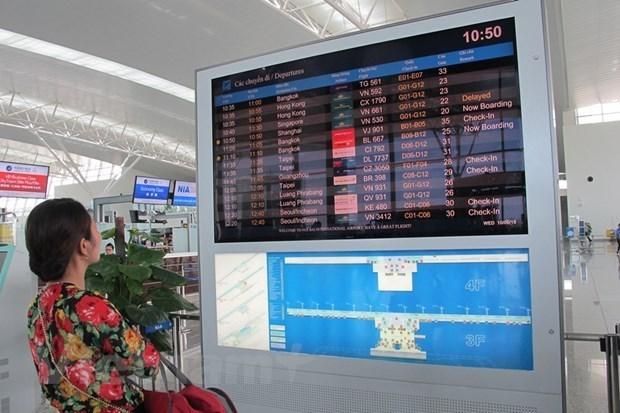 Le taux de ponctualite des compagnies aeriennes vietnamiennes atteint 95,4% hinh anh 1