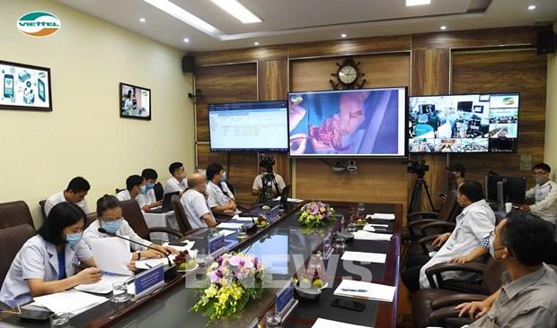 Ecrire le nom du Vietnam sur la nouvelle Carte Technologique hinh anh 1