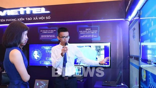 Ecrire le nom du Vietnam sur la nouvelle Carte Technologique hinh anh 2
