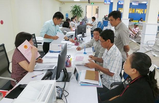 Vinh Long accelere l'edification de l'e-gouvernement hinh anh 1