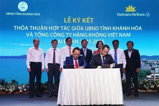 Khanh Hoa cible 5 millions de touristes en 2021 hinh anh 1