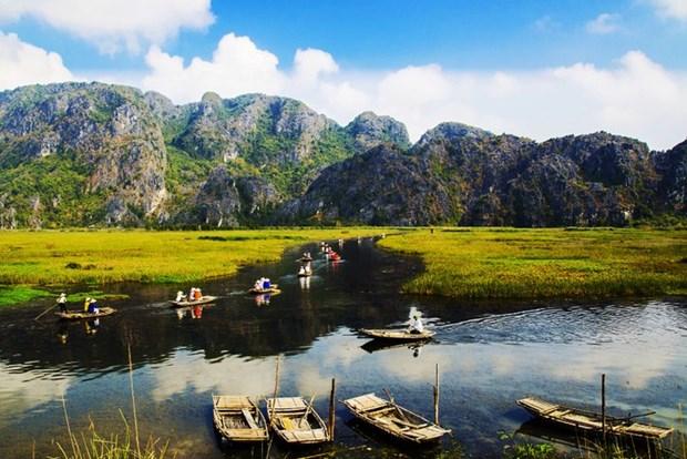 L'Annee du Tourisme 2021 celebre Ninh Binh hinh anh 2