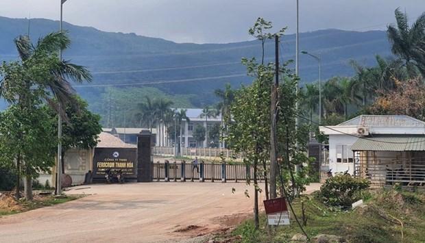 Pollution: sanction financiere a l'encontre d'une societe etrangere a Thanh Hoa hinh anh 1