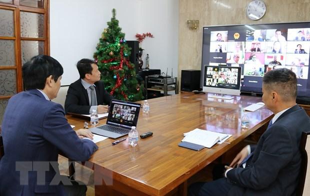L'ASEAN et le Mexique promeuvent les relations dans le commerce et l'investissement hinh anh 1