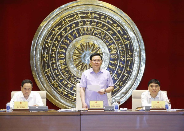 Le president de l'AN appelle a valoriser le role de la Commission de la culture hinh anh 1