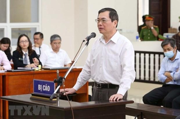 Le proces de Vu Huy Hoang et de ses complices a ete rouvert hinh anh 1