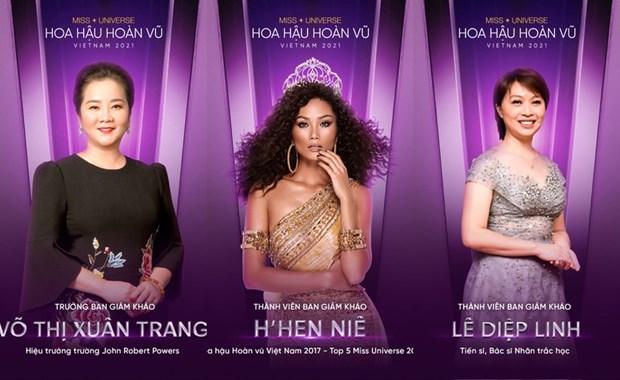 Le concours de beaute Miss Univers Vietnam 2021 prevu en septembre hinh anh 1