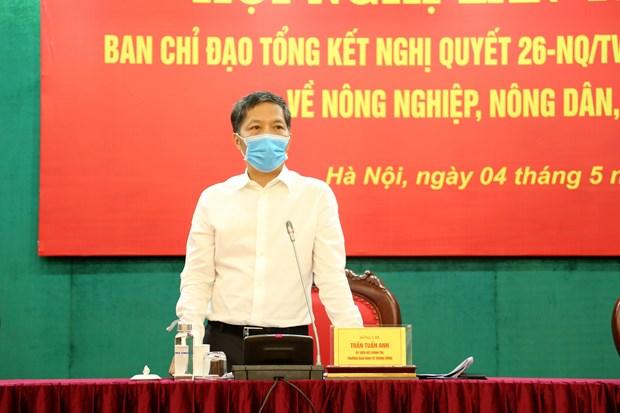 Le developpement agricole et rural toujours au centre des priorites du Parti hinh anh 2
