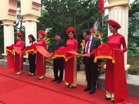 Restauration: la Porte du Maroc, un symbole fort des liens vietnamo-marocains hinh anh 2