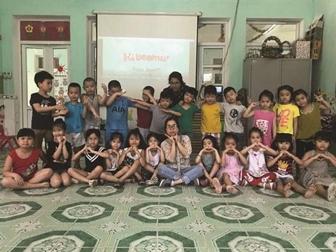 Devouement sans limites pour les enfants defavorises a Ha Giang hinh anh 1